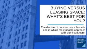 Buying versus leasing space: What's best for you?