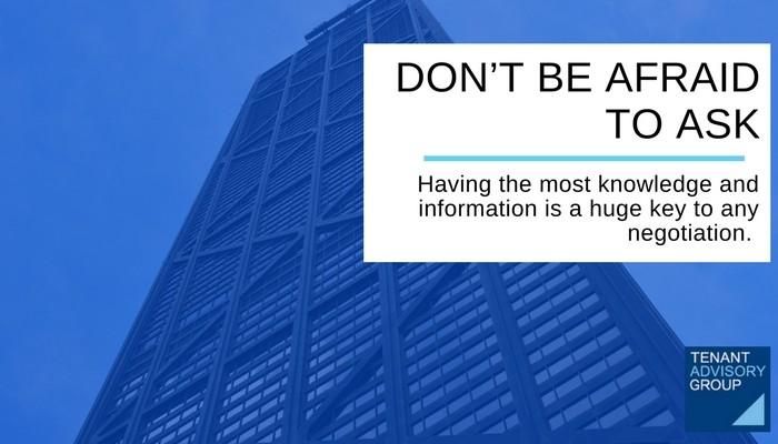 DON'T BE AFRAID TO ASK - Tag - Blog Header