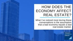 """-HOW DOES THE ECONOMY AFFECT REAL ESTATE-"""" - Tag - Blog Header (1)"""