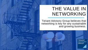 THE VALUE IN NETWORKING- Tag - Blog Header