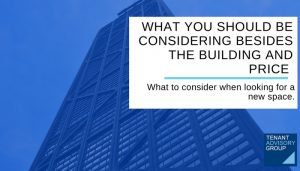 WHAT YOU SHOULD BE CONSIDERING BESIDES THE BUILDING AND PRICE - Tag - Blog Header