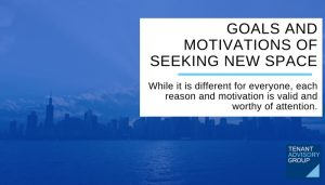 GOALS AND MOTIVATIONS OF SEEKING NEW SPACE - Tag - Blog Header