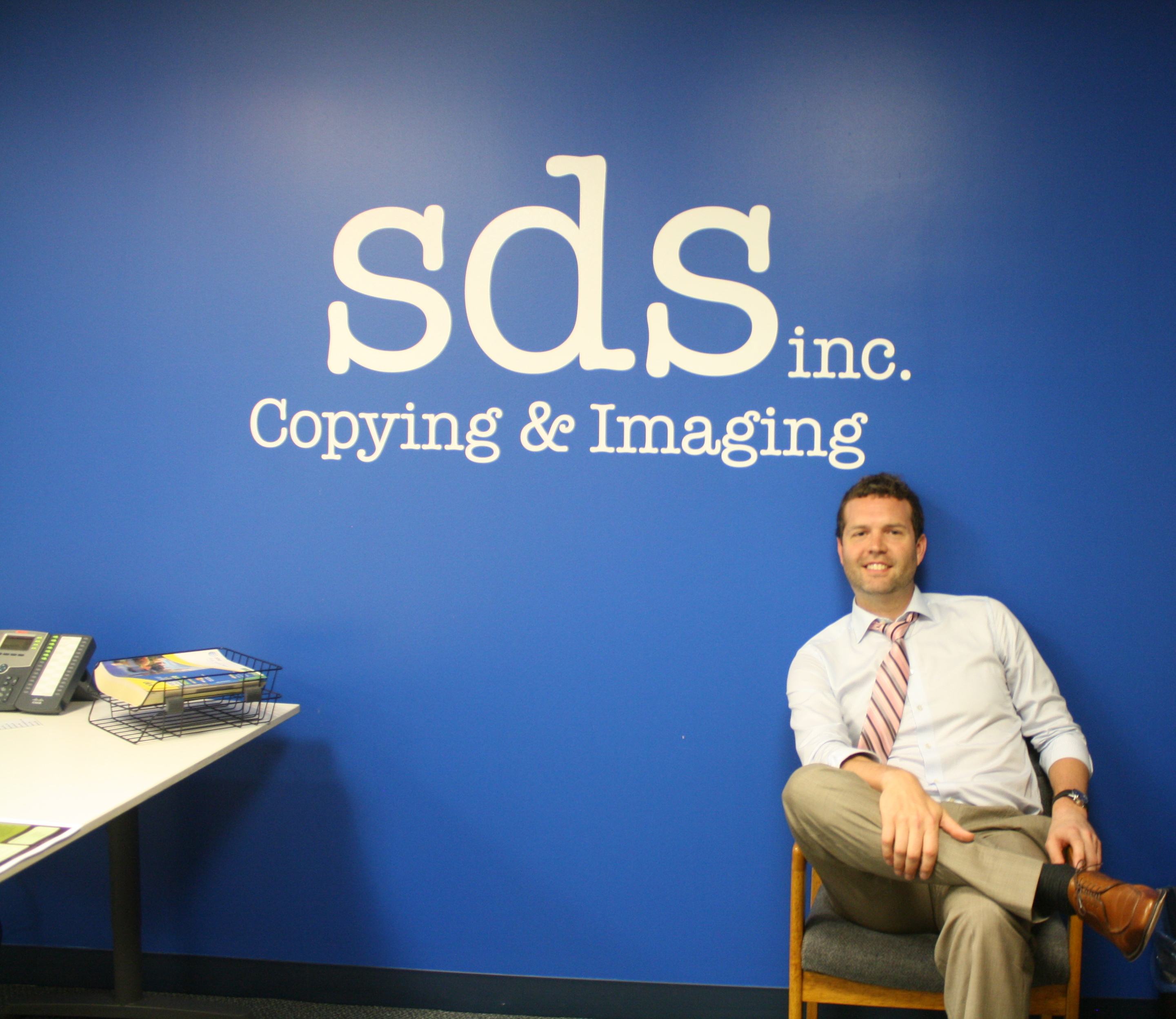 Matthew Simpson, SDS. Strategic Document Solutions, Inc. is Chicago's best source for legal copying and imaging!