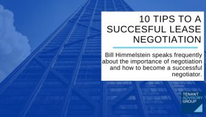 10 TIPS TO A SUCCESFUL LEASE NEGOTIATION - Tag - Blog Header
