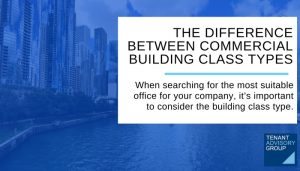 The difference between commercial building class types - Tag - Blog Header
