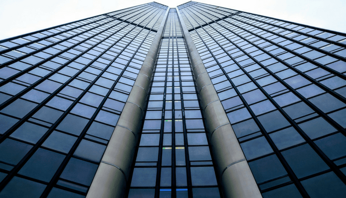 Tall glass infrastructure