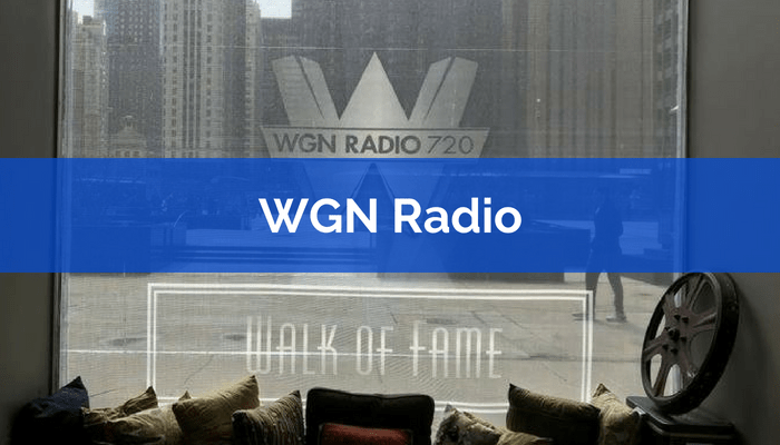 Business News Daily TAG WGN Radio