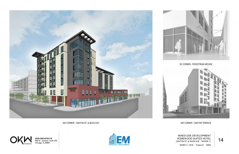 E&M Strategic Development Skokie Property