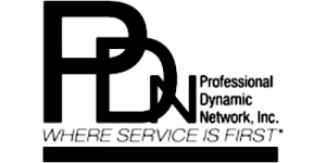 Professional Dynamic Network Logo