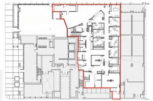 467 W Erie floor plan