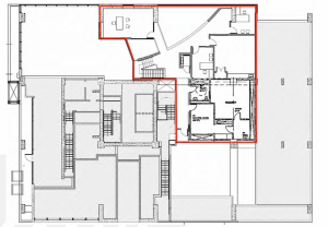 467 W Erie second floor plan